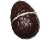 Vanilla Filled Egg (Dark Chocolate)