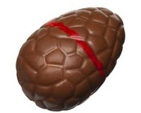 Soft Caramel Filled Egg (Milk Chocolate)