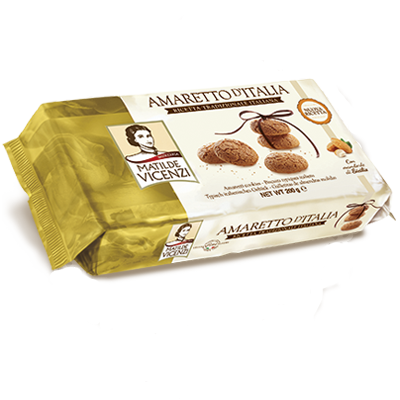Amaretto d'Italia Amaretti Cookies 200g - Click Image to Close