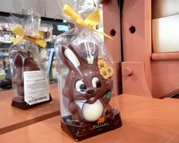 Belfine milk chocolate bunny Flo 75g
