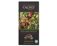 Cachet Organic Dark Chocolate with 85% cacao
