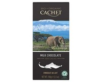 Cachet Organic Milk Chocolate with 40% cacao