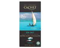 Cachet Organic Chocolate 72% cocoa with sea salt