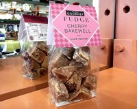 Gourmet Cherry Bakewell Fudge 150g