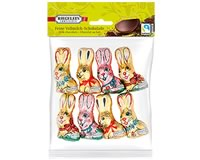 Riegelein Milk Chocolate Nicki Bunnies in Bag 100g