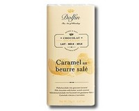 Dolfin Milk chocolate with Butterscotch Caramel (70g)