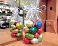 Assorted Eggs from Chocolatier Carline (Belgium) 220g