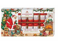 Niederegger Marzipan classic in the Christmas sleeve 200g
