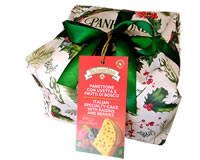 Panettone with Raisins and Forest Fruits 1kg