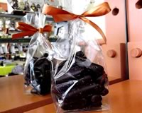 Ginger Longs (Ginger Strips in Dark Chocolate) 100g