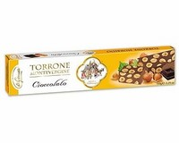 Italian Hazelnut and Chocolate Soft Nougat (Boxed) 150g