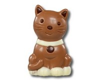 Kitten (Milk Chocolate) Fragile