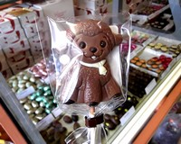 Belfine Milk Chocolate Lamb Lollipop (Betty) 35g