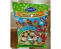 Only Hazelnut Cream filled eggs 500g bag