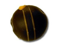 Orange Pearl (Dark Ganache & Orange)