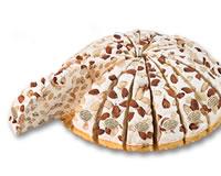 Quaranta soft Italian Nougat (Almonds) 190g/Slice