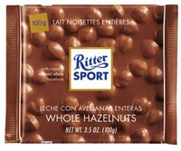 Ritter Sport Milk with Hazelnuts 100g