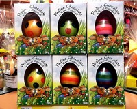 Praline Chocolate In Real Eggshell 50g