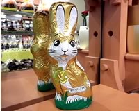 Rieigelein Milk Chocolate Hare 150g