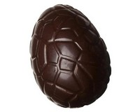 Solid Dark Chocolate Egg