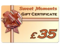 Gift Certificate £35
