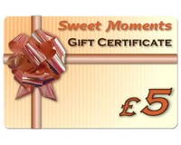 Gift Certificate �5