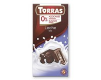 Torras Milk Chocolate (Sugar Free) 75g