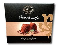 Truffette Dark French Cocoa Dusted Truffles (Cappuccino) 250g