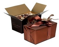 Valentino Assortment 395g (Christmas Copper Ballotin)