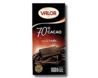 Valor 70% Dark Chocolate 100g