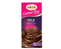 Valor Lactose Free Milk Chocolate Bar 100g