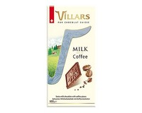 Villars Coffee Milk Chocolate Bar 100g