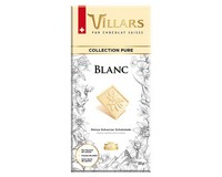 Villars White Chocolate Bar 100g