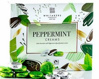 Whitakers Dark Chocolate Peppermint Creams 200g