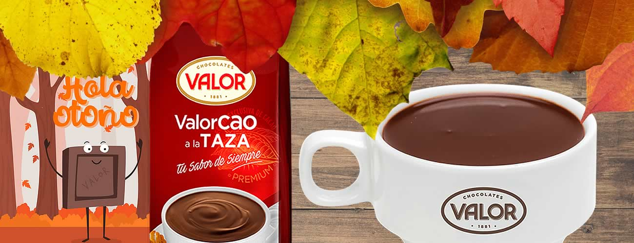 Valor Hot Drinking Chocolate available at Sweet Moments