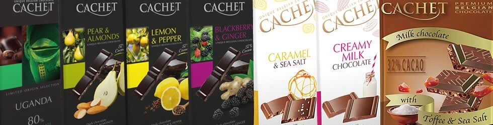 Sweet Moments Seaford (Cachet Chocolate from Belgium)