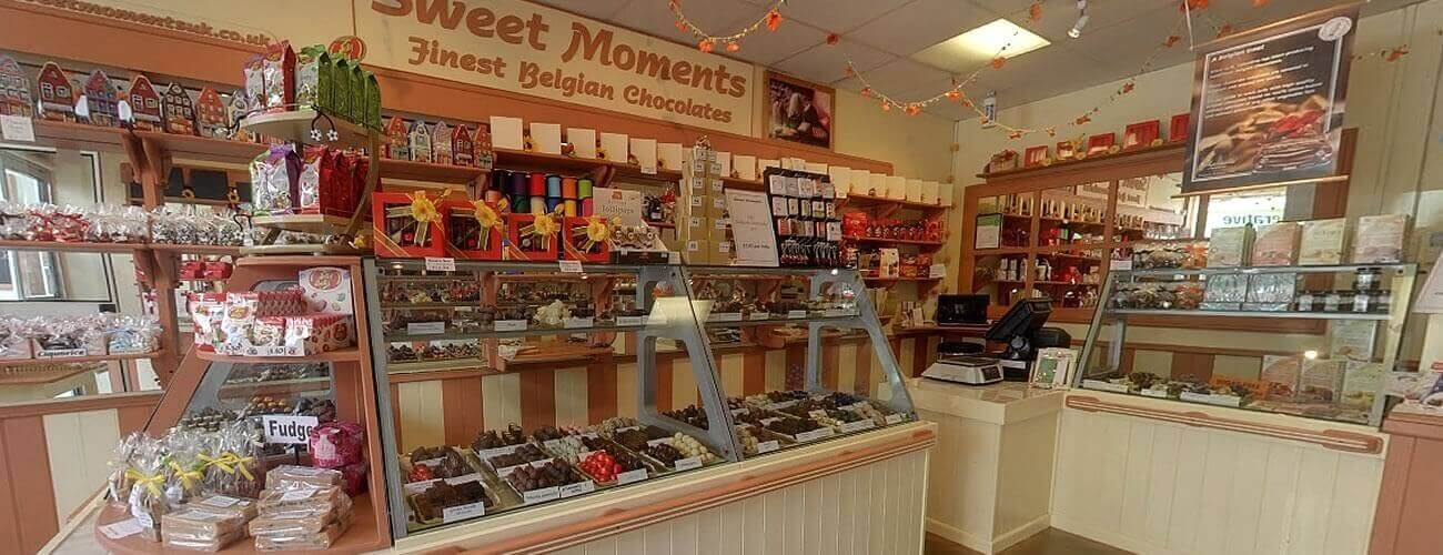Inside Sweet Moments