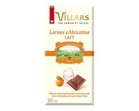 Villars Apricot Brandy Milk Chocolate (Liqueur Bar)