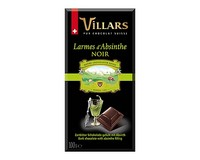 Villars Absinthe Dark Chocolate (Liqueur Bar)