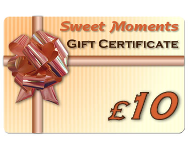 Gift Certificate £10 - Click Image to Close