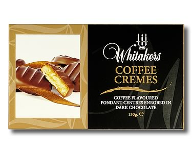 Whitakers Coffee Cremes 150g - Click Image to Close