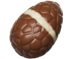 Vanilla Filled Egg (Milk Chocolate)