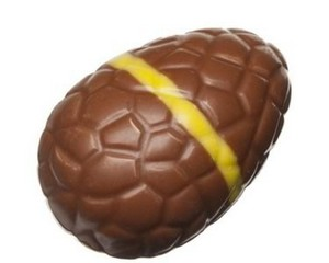 Advokaat Filled Egg (Milk Chocolate)