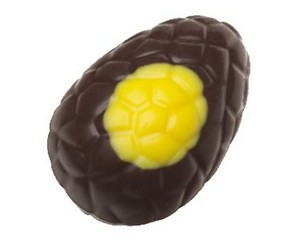 Banoffee Filled Egg (Dark Chocolate)