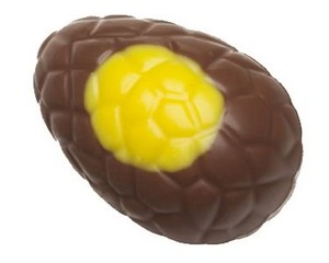 Banoffee Filled Egg (Milk Chocolate)