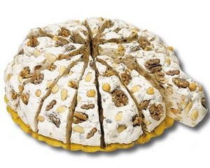 Soft Italian Nougat (All Nuts)