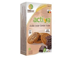 Belkorn Activa Chocolate Biscuits