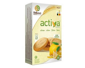 Belkorn Activa Lemon Biscuits