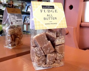 Gourmet All Butter Fudge 150g