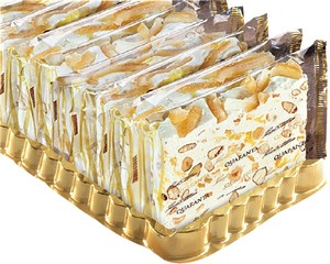 Quaranta soft Italian Nougat (Lemon) 150g